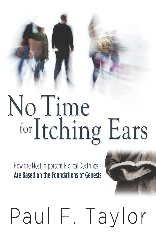 No Time for Itching Ears - cover image