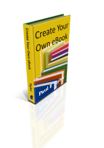 Creating Your Own eBook