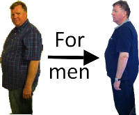 Paul's weight loss