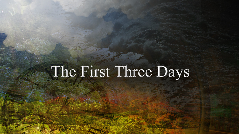 The First Three Days