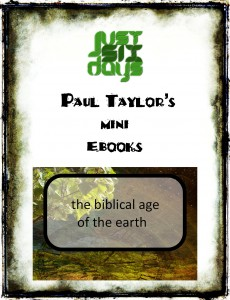 Biblical Age of the Earth