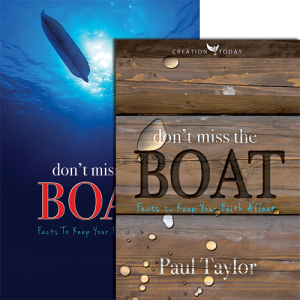 Don't Miss the Boat - Book and DVD