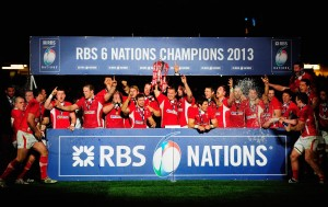 Wales Victory 2013